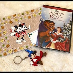 3/$12 New Disney Beauty And The Beast Movie Bundle
